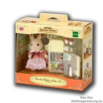 """Набор """"Мама Шоколадного Кролика возле холодильника"""""""