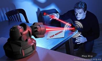 Лазерная защита
