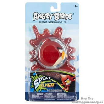 Сплет - лизун Angry Birds