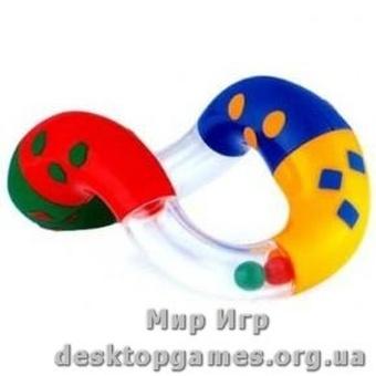 Развивающая игрушка - Погремушка Твист