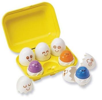 Забавные яйца.