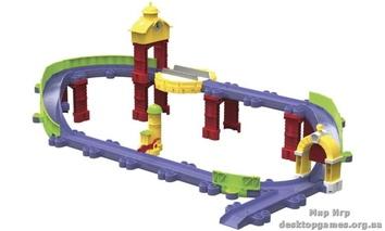 Игровой набор «Старый город» Chuggington Die-Cast Tomy (LC54223)