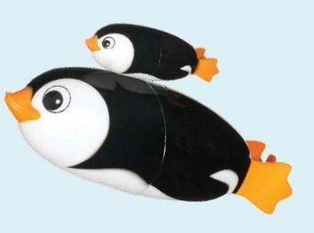 """Игрушка для воды """"Мама и дитя"""". Пингвин"""