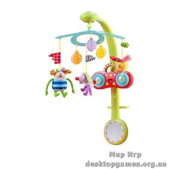Музыкальный мобиль - магнитофон Куки (mp3)