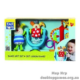 Подарочный набор игрушек для новорожденного - ОТ КУКИ