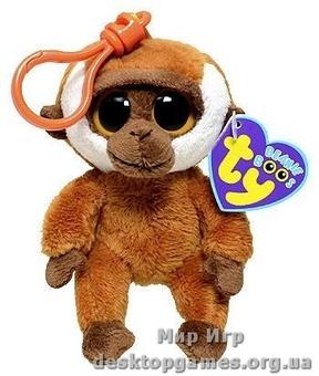 """Игрушка мягконабивная горила """"Bongo"""" 12см"""