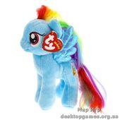 "Игрушка мягконабивная ""Rainbow Dash"" 20см серии My Little Pony"