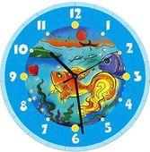 """Пазл – часы """"Золотая рыбка"""" 61 эл."""