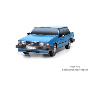 """Сборная игровая модель из картона """"Volvo 740"""" серии Автомобили"""