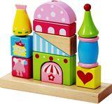 """Деревянная игрушка """"Волшебная башня"""""""