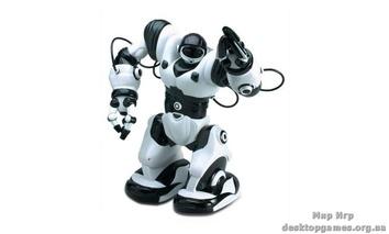 Робот-гуманоид Робосапиен.