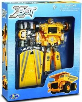 Робот-трансформер X-BOT - Самосвал (80050R)