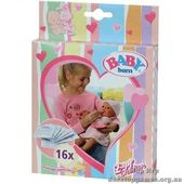 Каша для куклы Baby Born (12 пакетиков)