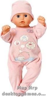 Интерактивная кукла My First Baby Annabell