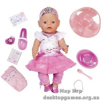 Кукла Baby Born - Принцесса.
