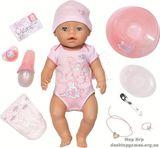 Кукла Baby Born - Очаровательная малышка.