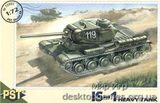 PST72001 IS-1 WWII Soviet heavy tank