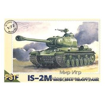 PST72003 IS-2M WWII Soviet heavy tank, 1944