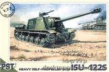 PST72006 ISU-122S WWII Soviet self-propelled gun