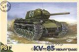 PST72008 KV-85 WWII Soviet heavy tank