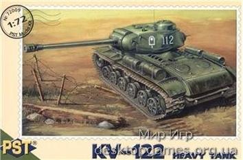 PST72009 KV-122 WWII Soviet heavy tank