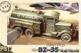 PST72021 BZ-35 WWII Soviet fuel truck