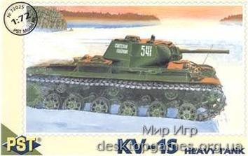 PST72025 IS-1S WWII Soviet heavy tank