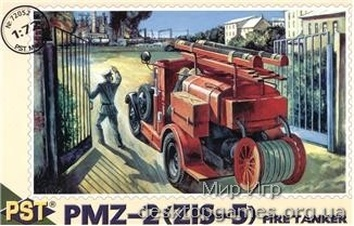 PST72052 PMZ-2(ZiS-5) fire-engine