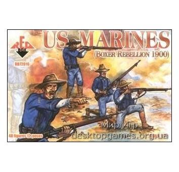US Marines, Boxer Rebellion 1900