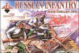 Russian Infantry, Boxer Rebellion 1900