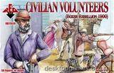 Civilian Volunteers (Boxer rebellion 1900)