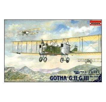 RN002 Gotha G.II,G.III