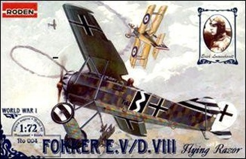 RN004 Fokker E.V/D.VIII
