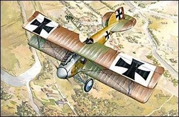 RN006 Albatros D.II