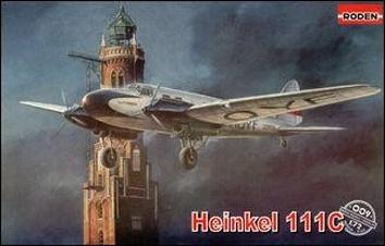 RN009 Heinkel He-111C