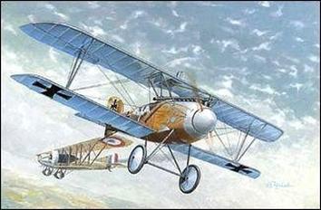 RN012 Albatros D.III