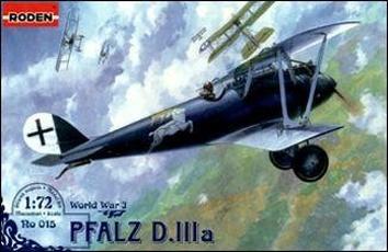 RN015 Pfalz D.IIIa