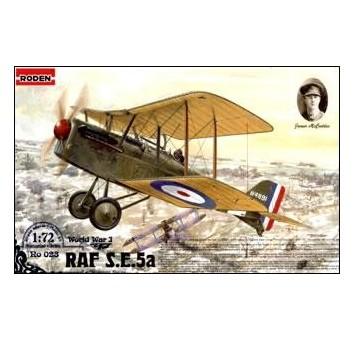 RN023 RAF S.E.5a w/Hispano Suiza