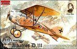 RN026 Albatros D.III (Oeffag) series 253