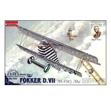 RN029 Fokker D.VII OAW (mid)