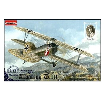 RN030 Albatros D.III Oeffag s.153 (late)