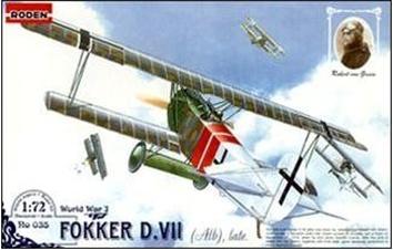 RN035 Fokker D.VII Alb (late)