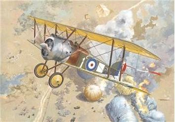 RN040 Sopwith F.1 Camel RAF fighter