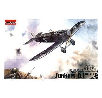 Junkers D.1 WWI German fighter