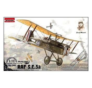 RN045 RAF S.E.5a w/Wolseley Viper