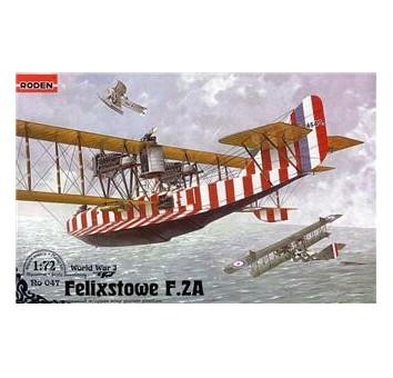 RN047 Felixstowe F.2A w/upper wing gunner position