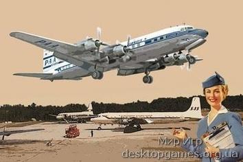 DC-7C Pan American World Airways (PAA)