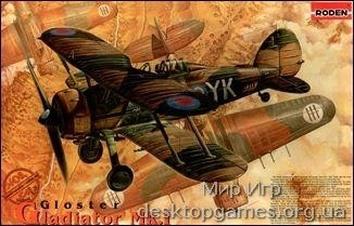 RN408 Gloster Gladiator Mk 1