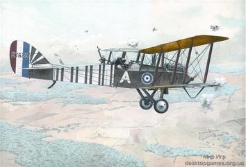 Airco (de Havilland) D.H.9