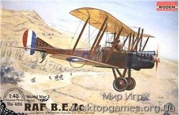 RN426 RAF BE 2c